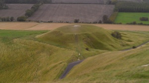 Uffington Dragon Hill