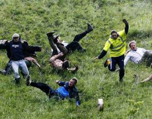 Cheese-Rolling 3
